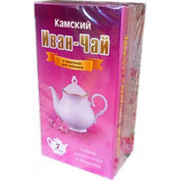 Иван-чай в пакетиках для чайников