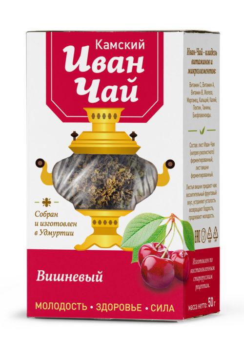 Иван-Чай Камский Вишневый