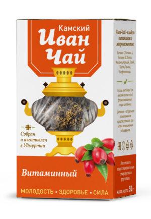 Иван-Чай Камский Витаминный